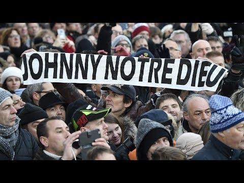 JOHNNY HALLYDAY DECEDE LA FRANCE FAIT CES LOUANGES ALORS QUI PARLAIT AVEC LE DIABLE ?!?!