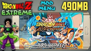 Dragon Ball Z TTT Extreme MOD on Android