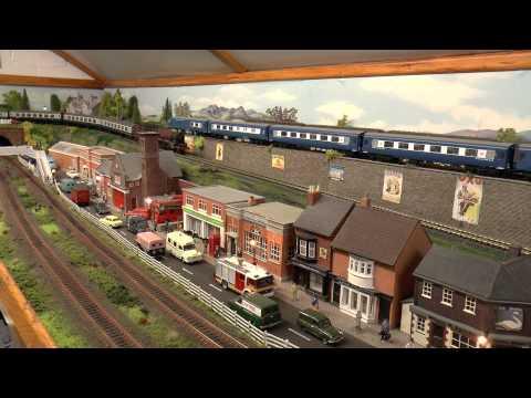 Tangerine business model railroads videos