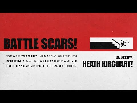 Heath Kirchart's Battle Scars | Tomorrow...