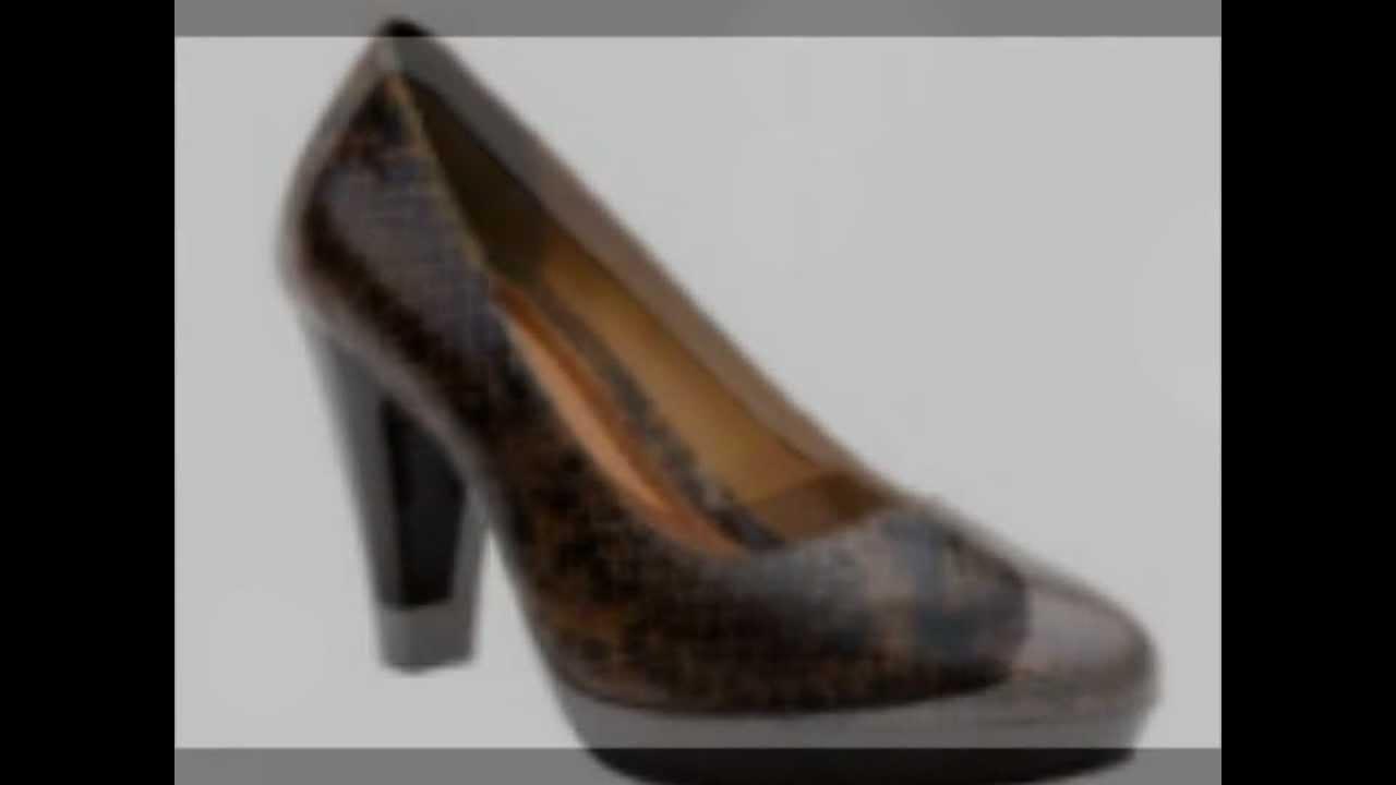 Zapatos flexi para dama youtube - Zapatos para cocina ...