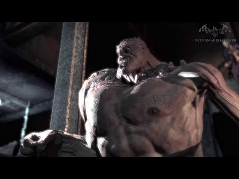 0 Batman: Arkham Asylum Walkthrough   Chapter 3   Venom Henchman