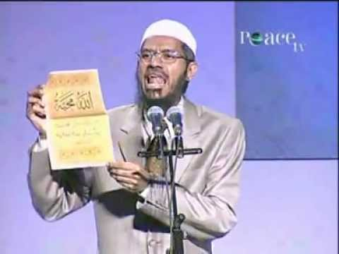 Media & Islam War or Peace ? by Dr. Zakir Naik (Full VCD Quality)