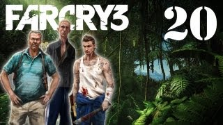 Let's Play Together Farcry 3 #020 - Kampf, Kampf, Kampf und Host Migration [720] [deutsch]