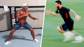 Lionel Messi Vs Cristiano Ronaldo ● Freestyle ● Crazy Tricks