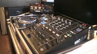 PIONEER RMX 1000  How to set up with the DJM900 Nexus  tutorial 2