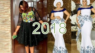 LATEST AFRICAN FASHION 2018 TO ADD  TO YOUR WARDROBE