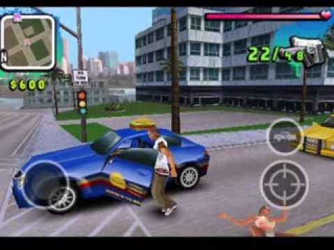 Gangstar West Coast Hustle Xperia X8 Unlimited Money