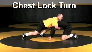 Wrestling Moves KOLAT.COM Chest Lock Turn Freestyle