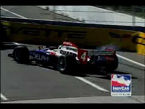 Detroit Indy Grand Prix Highlights