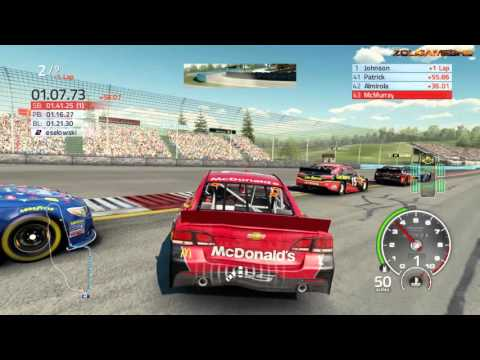 Nascar 15 The Game Longer (Extreme) Crash Compilation 5