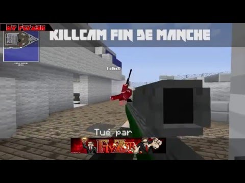[PARODIE] Call of duty Black Ops 2 sur Minecraft! (Mine of Duty)