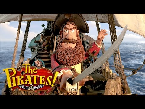 Manpanzee Clip From &quot;Pirates! In an Adventure With Scientists&quot;