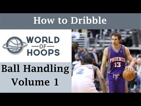 Basketball Dribbling - How to Dribble a Basketball (Ball Handling - Volume 1)