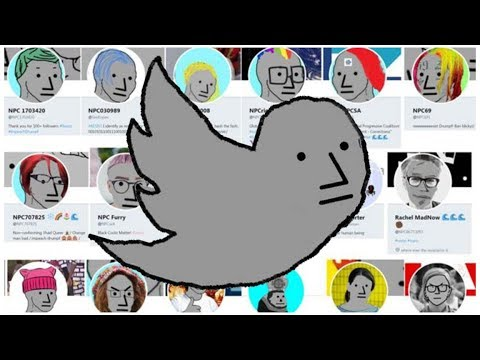 TWITTER GOES FULL NPC !!! BANS 1500 ACCOUNTS BASED ON THE MEME !!!
