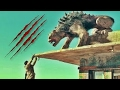 Ψerewolf Monster   Attack Lycan Giant Fighting Vs Human