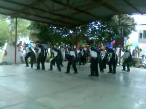 baile de 3 colores CECYTEH No.18 plantel coacuilco