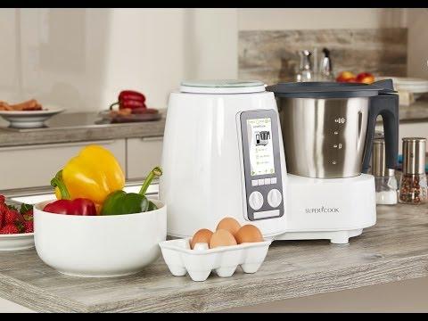 Презентация кухонной машины Superсook