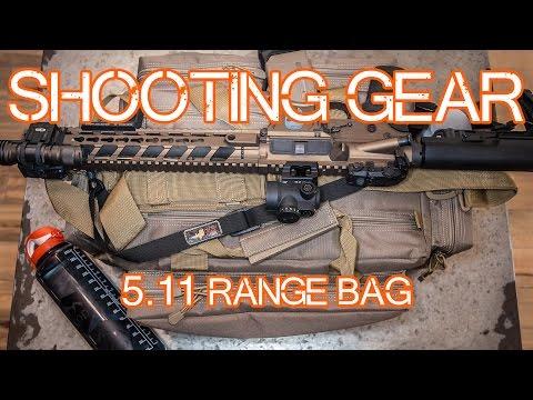 Range Bag Loadout - 5.11 Range Ready Bag Review