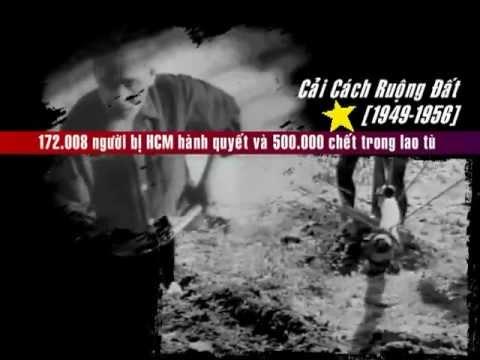 Chủ tịch Hồ Chí Minh tự phê bình - Cải Cách Ruộng Đất