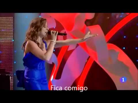 Pastora Soler - Quédate Conmigo [Legendas em Português]