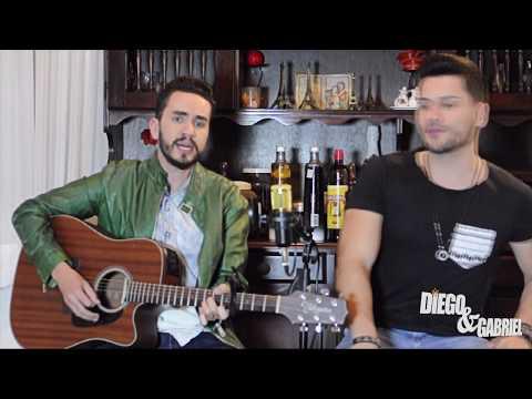 Bruno e Marrone - Acorrentado em você ( COVER por Diego e Gabriel)