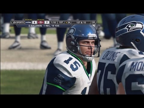 Madden NFL 12 Seahawks Franchise | [Y2]: Week 13 @ San Francisco 49ers