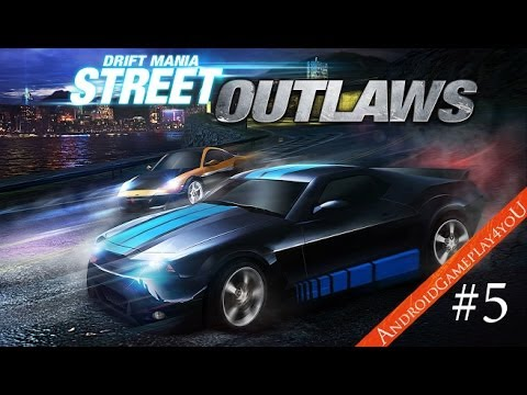 Drift Mania: Street Outlaws Android GamePlay Part 5 (HD)