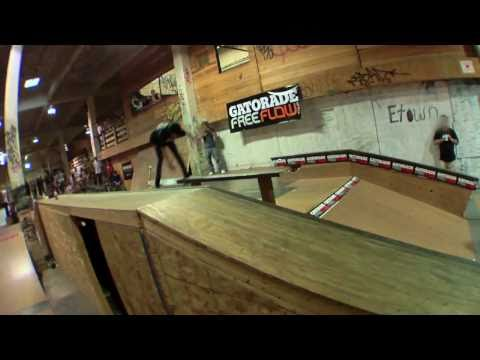 Gatorade Free Flow Tour - Charm City Skatepark Highlights &amp; Recap - 7/24/10