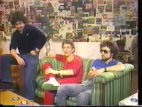 Blue Oyster Cult interview 1980-81 Kids Show
