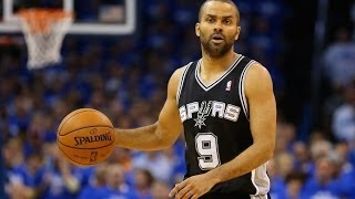 Tony Parker's Top 10 Plays of the 2013-2014 Season!