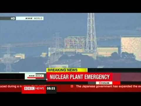 Fukushima Explosion video