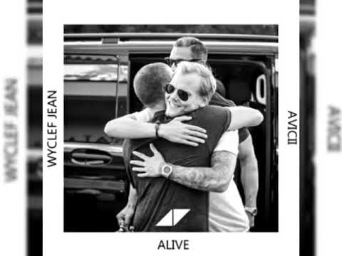 Avicii - Alive feat. Wyclef Jean (Avicii new song) High Quality