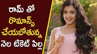 Malvika Sharma To Romance With Hero Ram | Praveen Sattaru