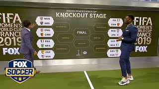 Knockout Stage Predictions | FOX Soccer Tonight™