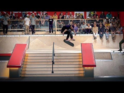 NK Skateboarden 2019 Finals (Rob Maatman, Douwe Macare, Sewa Kroetkov)
