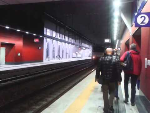 Un tris di treni a torino porta susa youtube - Treni torino porta susa ...