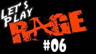RAGE Playthrough EP 6 - Bash TV, RELEASE THE KRAKEN!