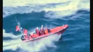 Portuguese Lifeboat Searibs 28ft - Salva Vidas Searibs 860