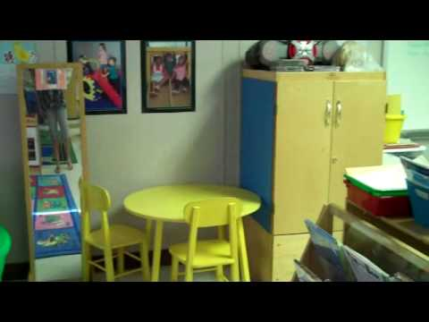 A Video Tour of a Preschool Classroom