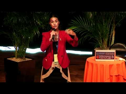 Social Entrepreneur Pitch - Veronica D'Souza of Ruby Cup