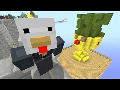 Minecraft Xbox - Sky Den - Grass Race Trophy (82)