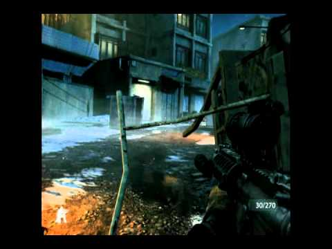 Gameplay Medal of Honor [2010]