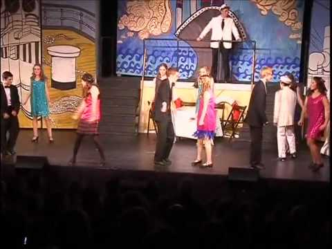 Anything Goes Presented by Green Mountain Valley School