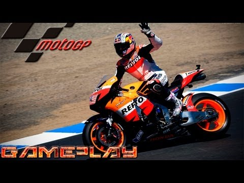 MOTO GP - PSP - Gameplay / Review - Gran Competición