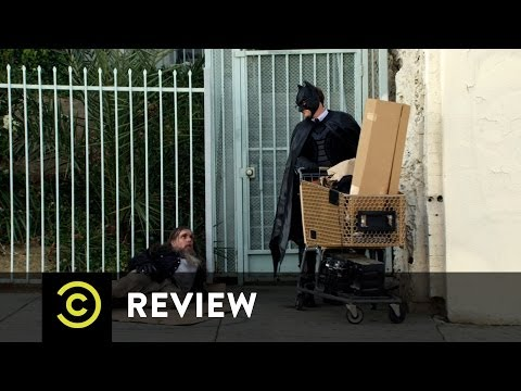 Review - Being Batman