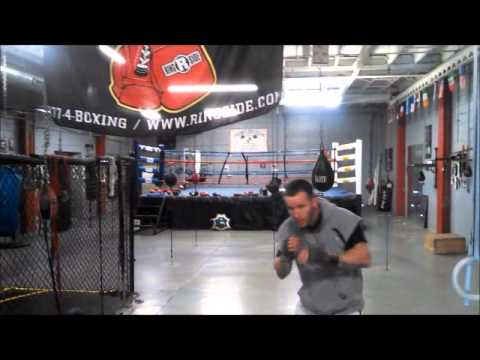 Beginner Boxing Training Tips: How To Improve Your Boxing Defense-How Not To get Hit In The Ring. Image 1