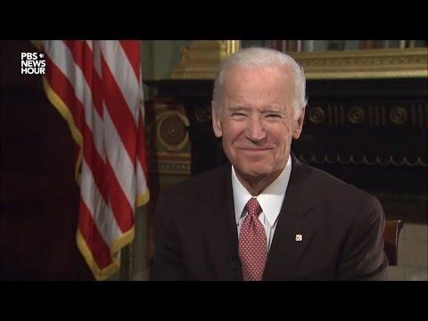'Grow Up': Vice President Joe Biden's Advice For President-Elect Donald Trump