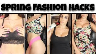 Spring Fashion Hacks | Collab + Giveaway