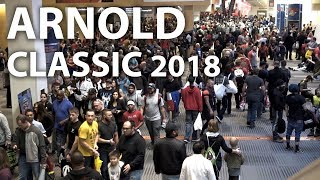 Condemned Labz FIRST Time at the Arnold Classic Ohio